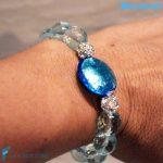 Lustro Schissa – Bracciale in vetro di Murano 2