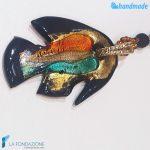 Collana Fish Perle in vetro di Murano – COLL0087