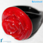 Parure Passion con Rosa Rossa – La Fondazione snc – PARU0003